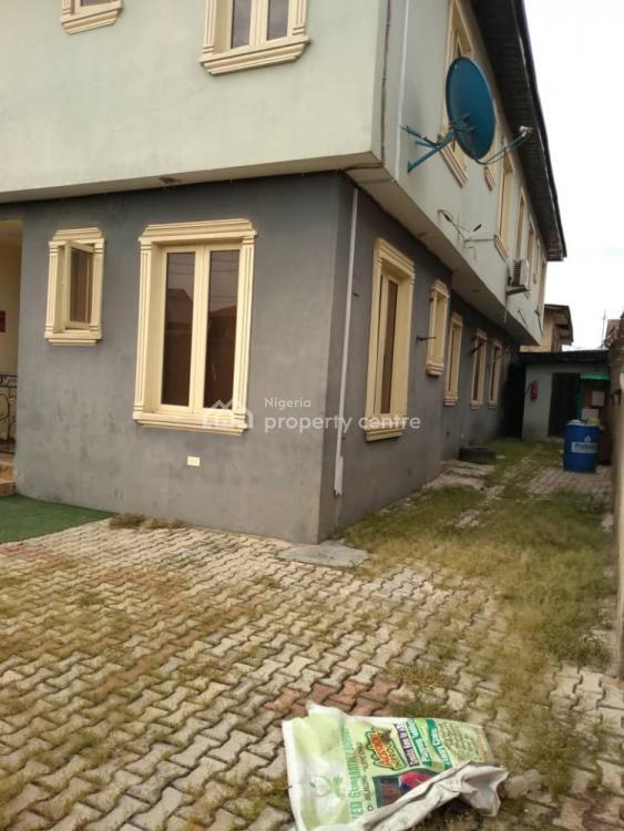 a Lovely 4 Bedroom Semi Detached Duplex, Ifako, Gbagada, Lagos, Semi-detached Duplex for Rent