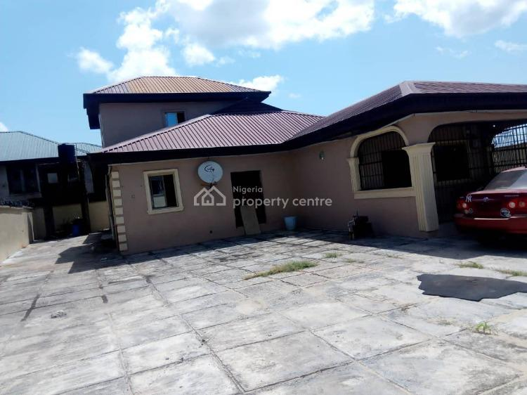 5 Bedroom Bungalow on Full Plot of Land, Close to The Estate Gate, Royal Palmwill Estate, Badore, Ajah, Lagos, Detached Bungalow for Sale