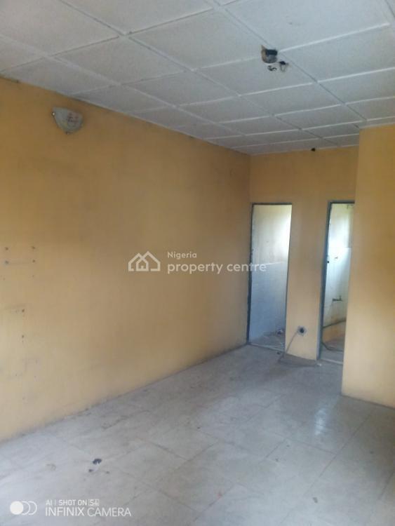 a Decent 2 Bedroom Flat, Off Olohunkemi Road, Alapere, Ketu, Lagos, Flat for Rent