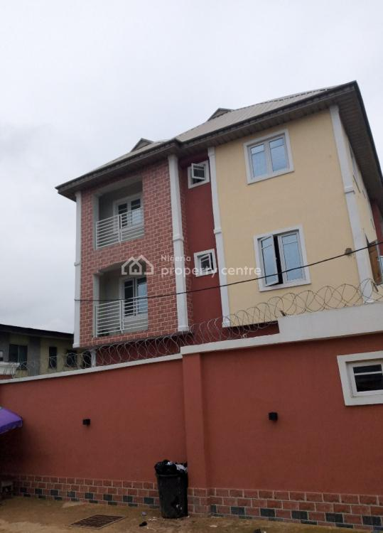 a Luxurious 2 Bedroom Flat with Modern Facilities, Off Olohunkemi Road, Alapere, Ketu, Lagos, Flat / Apartment for Rent