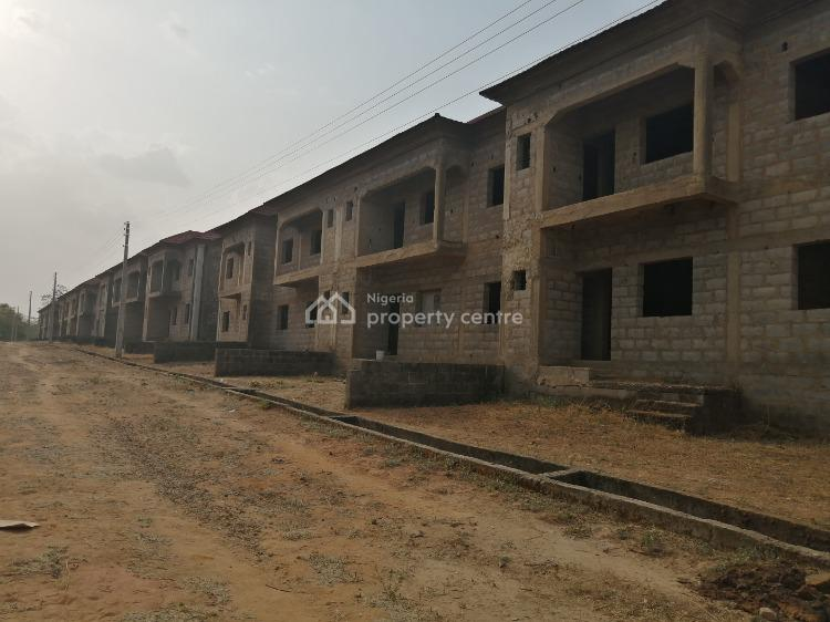 a Luxury Uncompleted Estate, Along Cidar Crest Hospital Road,, Apo, Abuja, House for Sale