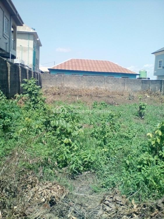 Fenced Round Full Plot of Land, Osota Elepe, Off Ijede Road, Ikorodu, Lagos, Residential Land for Sale