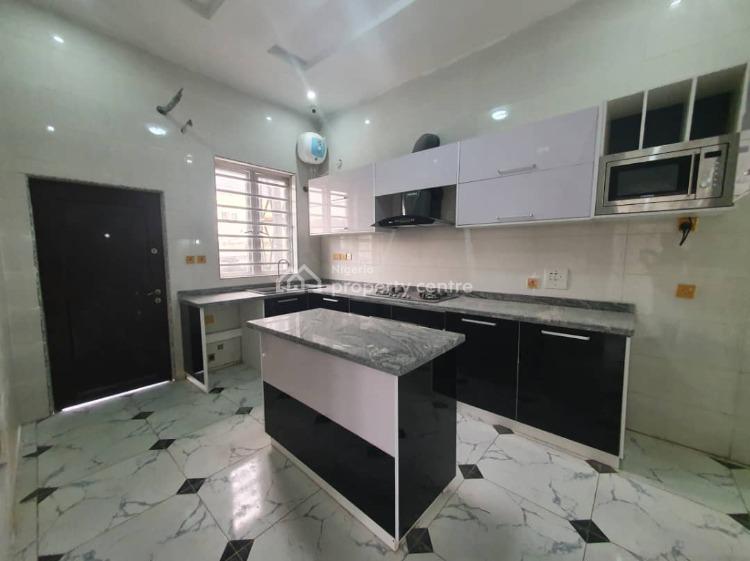 Top Notch 4 Bedroom Semi Detached Duplex with Bq, Ologolo, Lekki, Lagos, Semi-detached Duplex for Sale