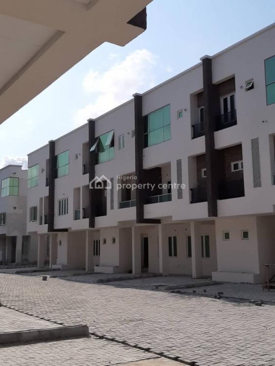 4 Bedroom Maisonette Duplex ( Off Plan ), Kusenla Drive, Ikate Elegushi, Lekki, Lagos, Terraced Duplex for Sale