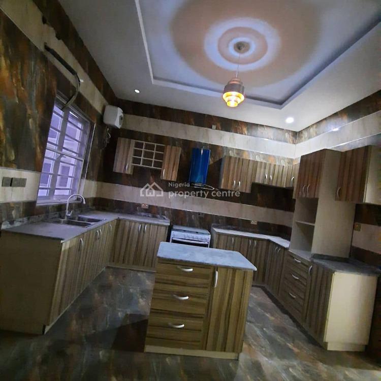 4 Bedroom Luxury Semi Detached Duplex with Bq, Ajiwe, Ajah, Lagos, Semi-detached Duplex for Sale