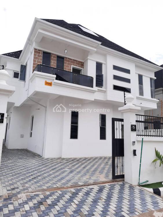 5 Bedroom Luxury Fully Detached Duplex, Chevron Estate, Lekki Expressway, Lekki, Lagos, Semi-detached Duplex for Sale