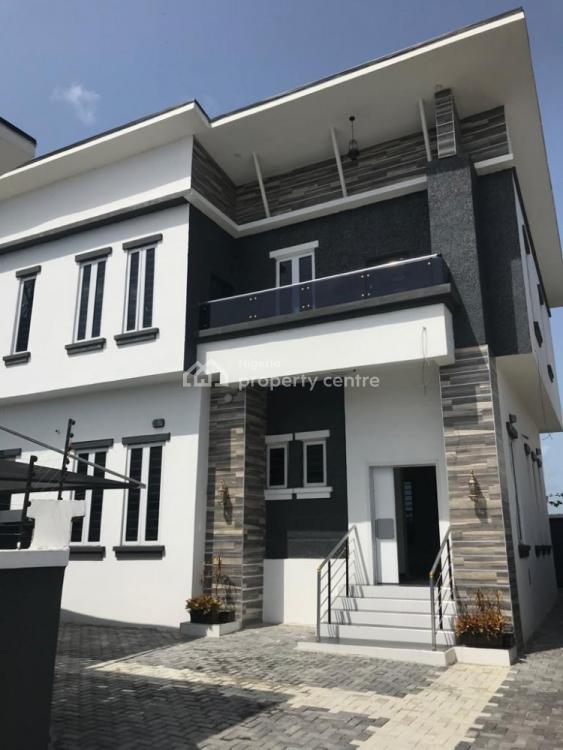Luxury Newly Build 4 Bedroom Fully Detached Duplex with Bq, Ajah, Lagos, Detached Duplex for Sale