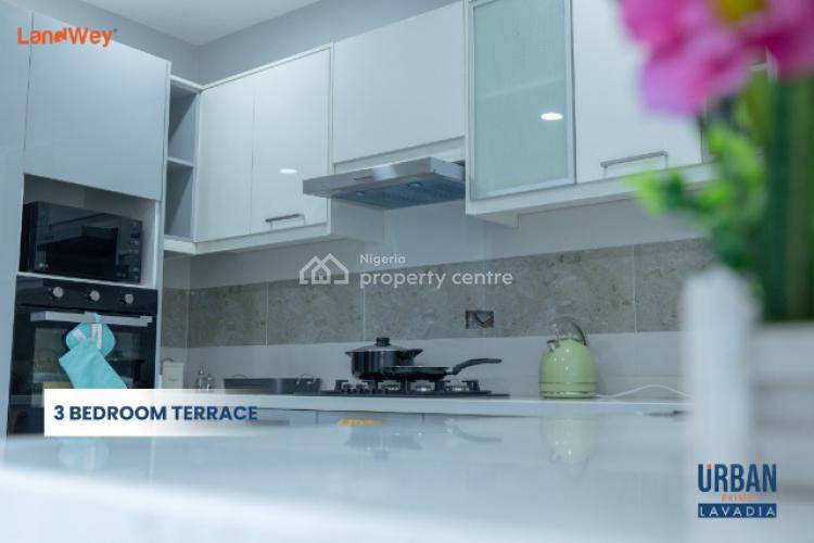 Equisitely Finished 3-bedroom Terrace Duplex., Urban Prime 2 Estate, Along Abraham Adesanya Road, Ajah, Lagos, Terraced Duplex for Sale