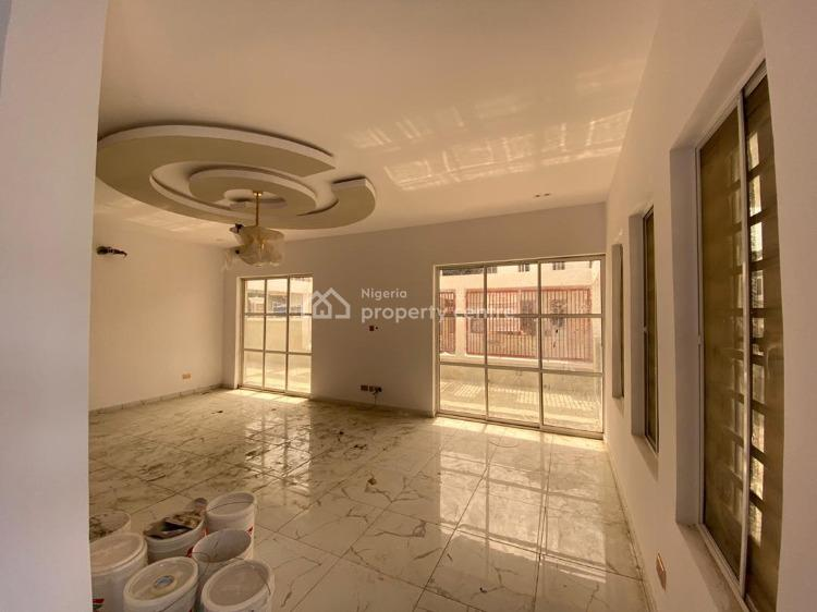 4 Bedroom Tastefully Fully Detached Houses with Servant Quarters., Chevron Drive, Lekki Expressway, Lekki, Lagos, Detached Duplex for Sale