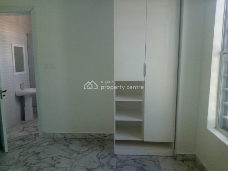 4 Bedroom Semi-detached Duplex with Bq, Ikota Villa Estate Road 3, Ikota, Lekki, Lagos, Semi-detached Duplex for Rent