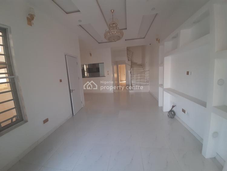 Luxury 4 Bedroom Duplex, Chevron, Lekki, Lagos, Semi-detached Duplex for Sale