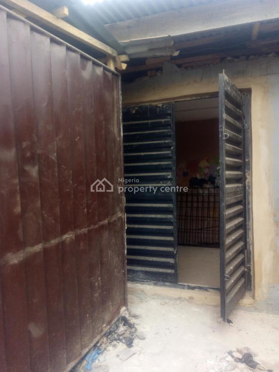a Good Strategy Shop, Very Spacious with 2 Entrances, Off Femi Killar.., Ago Palace, Isolo, Lagos, Shop for Rent