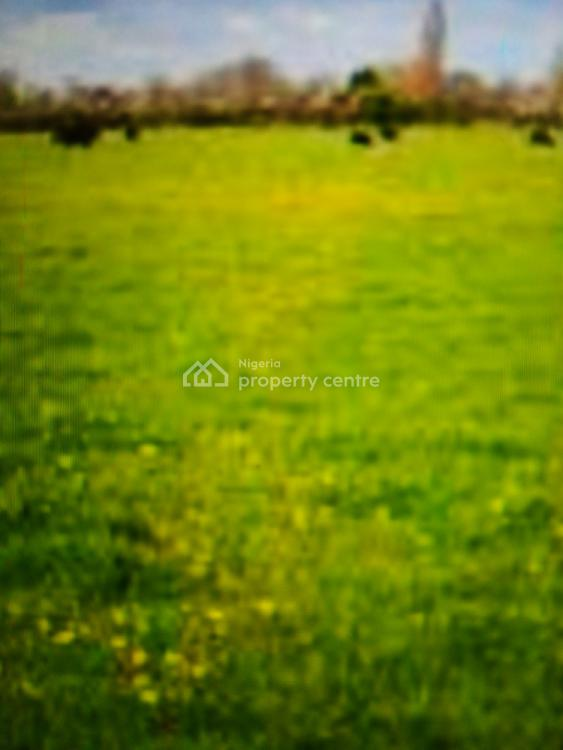 Empty Land, Landmarks Are Cbn and Nicon Hotel, Garki, Abuja, Residential Land for Sale