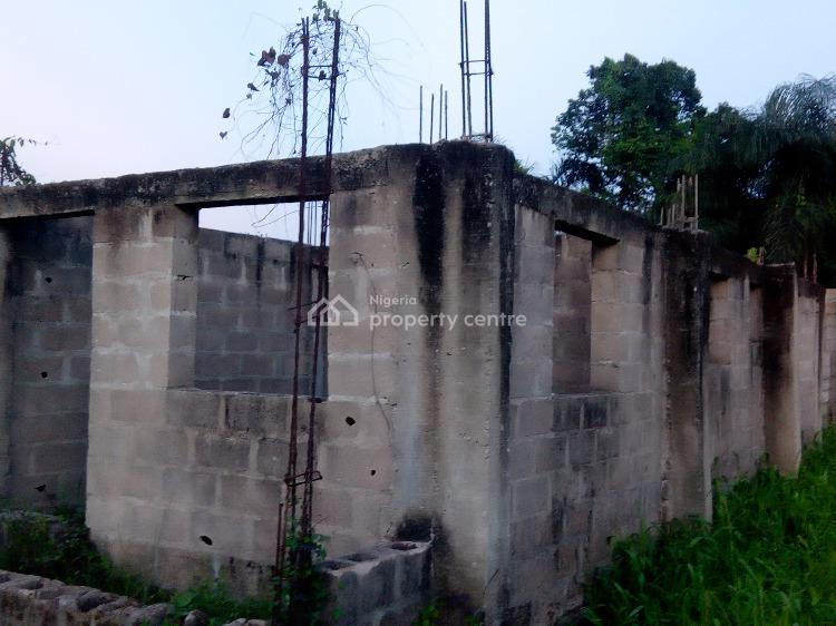 Three Units of One-bedroom Flat Plus Space for Additional 7 Units, Off Iyana Igbolomu Junction, Behind Nipost Office, Igbolomu Road,, Isawo, Ikorodu, Lagos, Block of Flats for Sale
