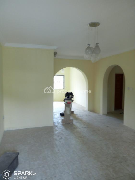 Well Finished 3bedroom Flat; Spacious: Palour, Kitchen & Compound, Area 8, Garki, Abuja, Mini Flat for Rent