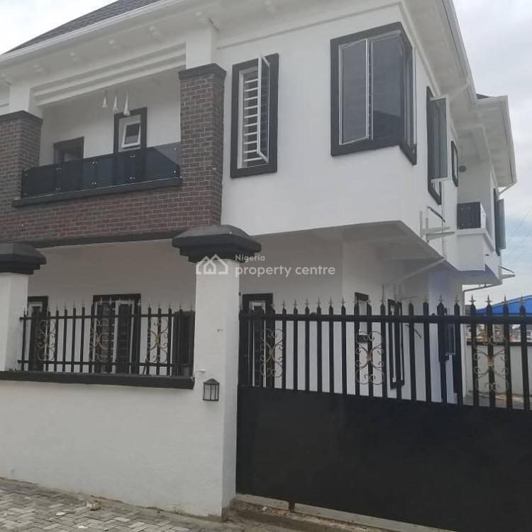 Newly Built 5 Bedroom Detached Duplex, Osapa London, Osapa, Lekki, Lagos, Detached Duplex for Sale