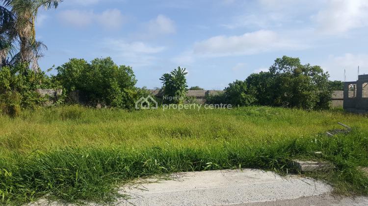 400sqm of Land, Ocean Bay Estate, Orchid Road, Lafiaji, Lekki, Lagos, Residential Land for Sale