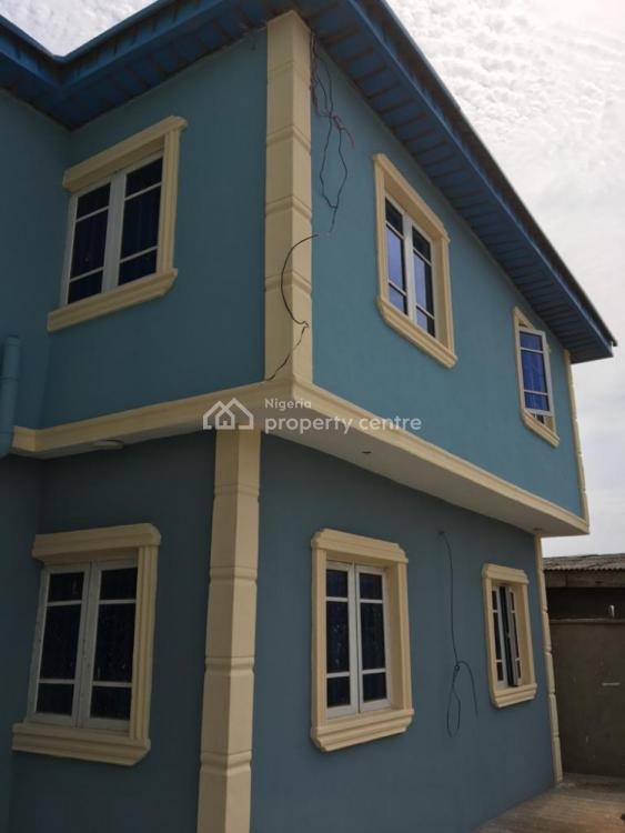 Newly Built 3 Bedroom Apartment, Council Bus Stop, Idimu, Lagos, Flat for Rent