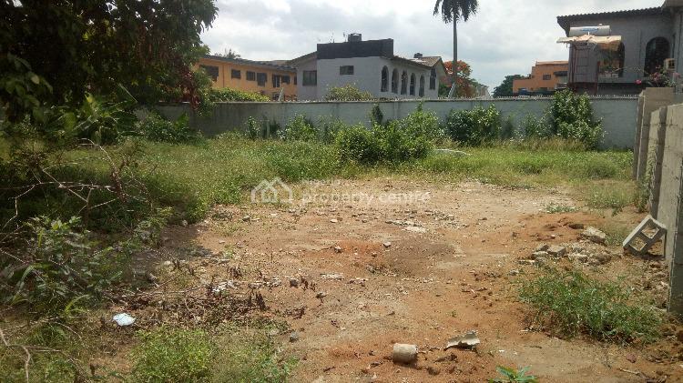 Dry Residential Plot of Land Measuring 900sqm, Ikeja Gra, Ikeja, Lagos, Residential Land for Sale
