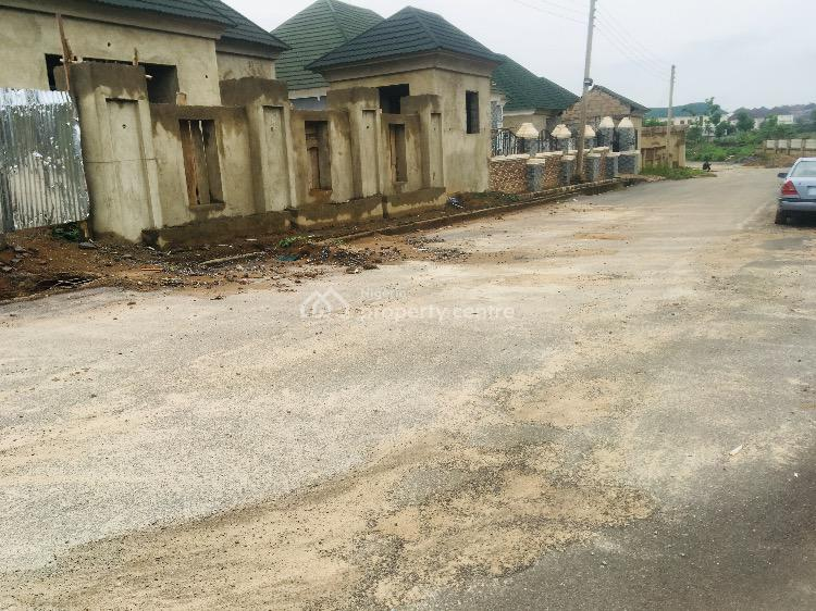 4 Bedroom Detached Duplex Carcas with a Room Bq, Lokogoma District, Abuja, Detached Duplex for Sale