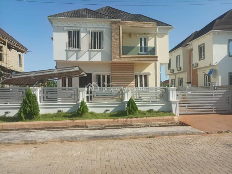 a Brand New Luxury 5 Bedroom Fully Detached Duplex + Bq, Pearl Garden Estate Off Monastery Road, By Novare Mall., Sangotedo, Ajah, Lagos, Detached Duplex for Sale