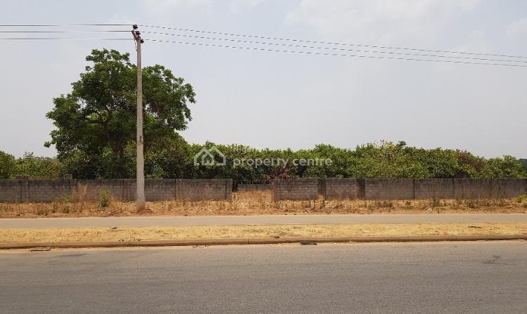 1400sqm Flat Land with R of O, Adjacent Turkish Hospital, Mbora (nbora), Abuja, Residential Land for Sale