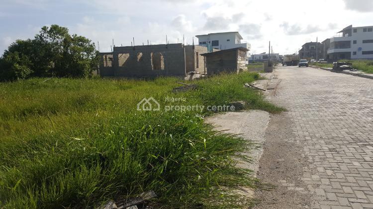 700sqm of Land, Ocean Bay Estate, Lafiaji, Lekki, Lagos, Residential Land for Sale