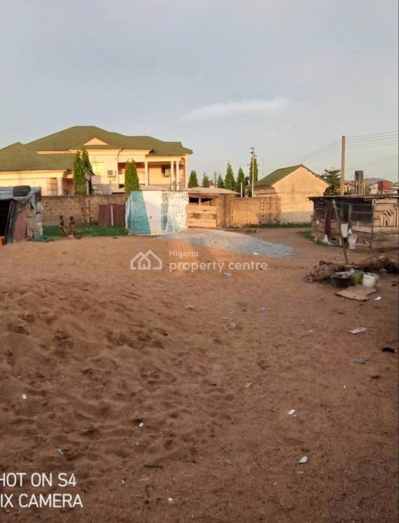 Fenced 1100sqm Residential Plot on a Corner Piece, Gwarinpa, Abuja, Residential Land for Sale