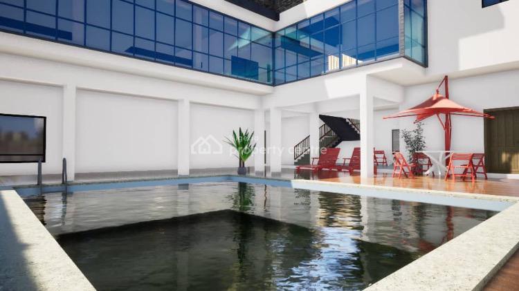 Luxury 2 Bedroom Apartment, Behind Romay Garden Estate, Opposite Nicon Town, Lekki, Lagos, Flat for Sale