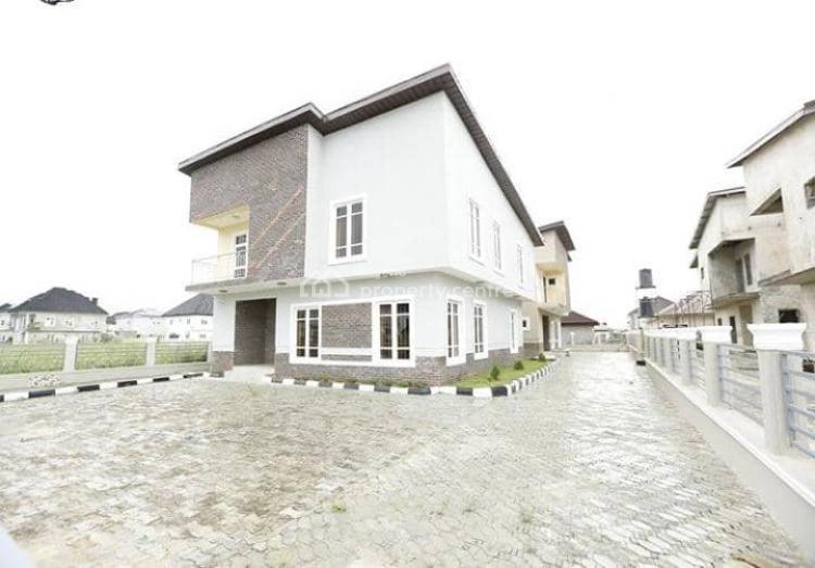 Fully Detached Stand Alone 4bedroom Duplex with C of O, Pearl Gardens Estate, Sangotedo, Lekki-epe Expressway, Sangotedo, Ajah, Lagos, Detached Duplex for Sale