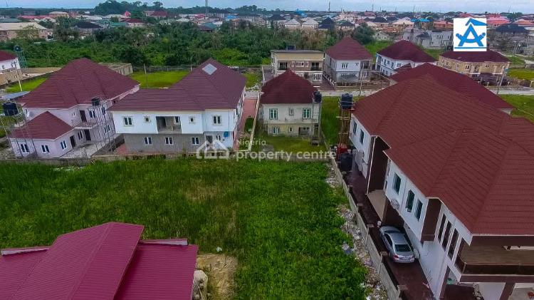 a Place to Call Home.100% Dry and Developed Land, Amity Estate: 3 Minutes Drive From Shoprite., Sangotedo, Ajah, Lagos, Residential Land for Sale