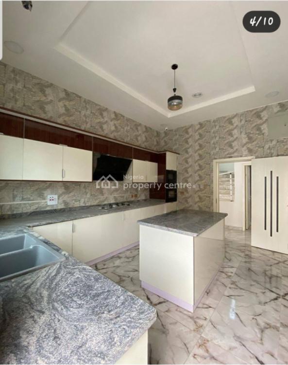 Luxury 5 Bedroom Fully Detached Duplex with a Room Bq, Ikota, Lekki, Lagos, Detached Duplex for Sale