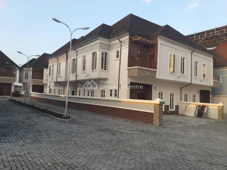 Distress 4 Bedrooms Semi Detached Duplex, Ikota, Lekki, Lagos, Semi-detached Duplex for Sale