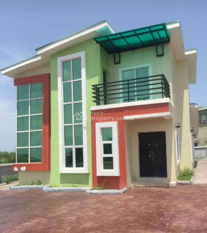 3 Bedroom Duplex, Keffi Road Uke Nasarawa., Keffi, Nasarawa, Detached Duplex for Sale