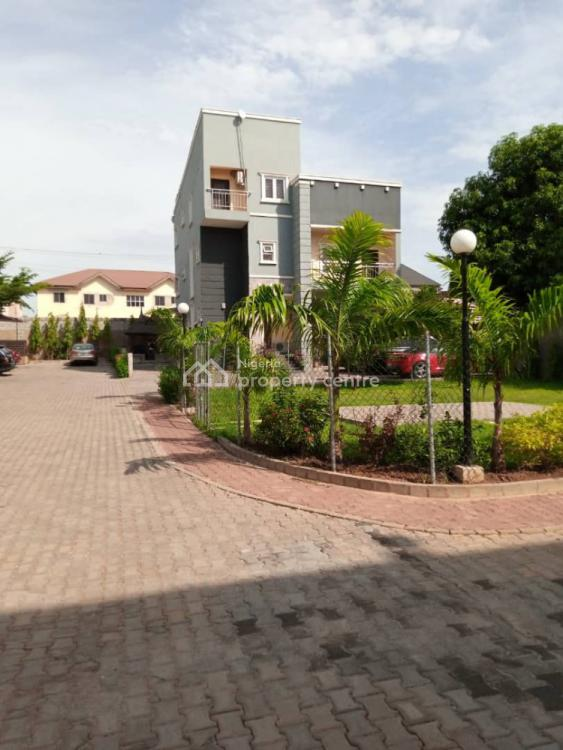 4-bedroom Terrace with a Room Bq, Mabuchi, Abuja, Detached Duplex for Sale