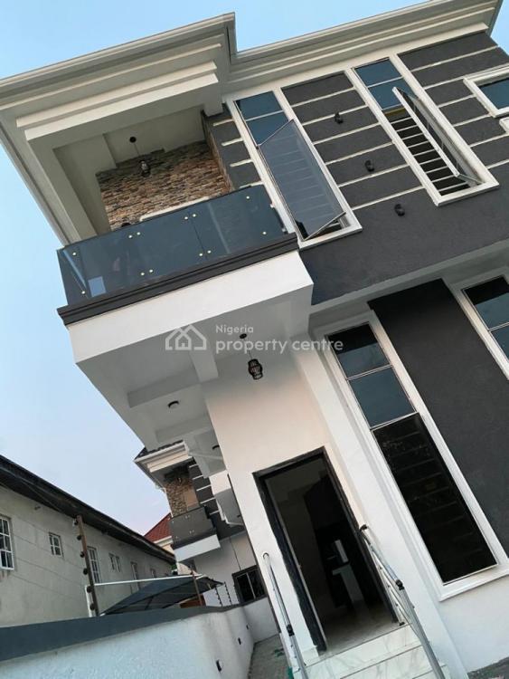 4bedroom Luxury Fully  Detached Duplex with Bq, Ikota, Lekki, Lagos, Detached Duplex for Sale