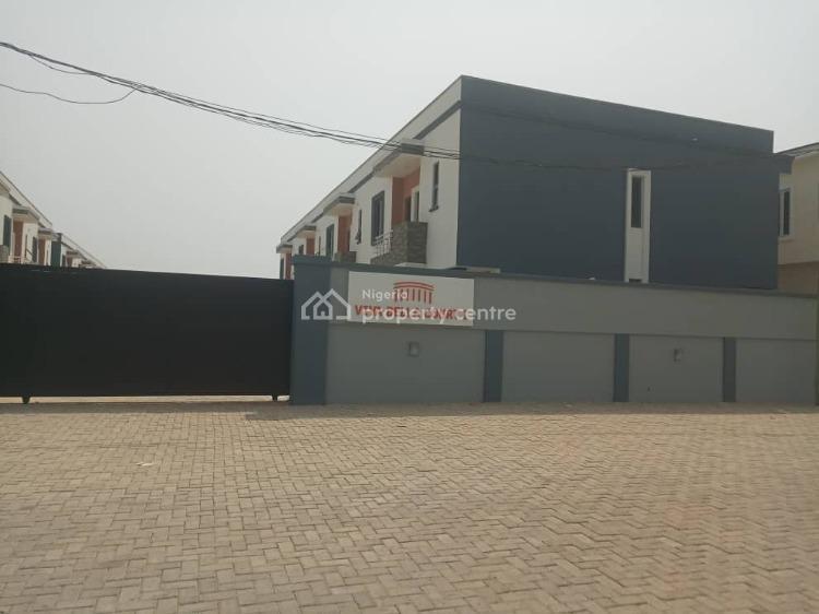 Top Notch 3 Bedroom Terraced Duplex with Bq, Close to Toll Gate Axis at Chevron Lekki. Before Vgc, Lekki, Lagos, Terraced Duplex for Sale