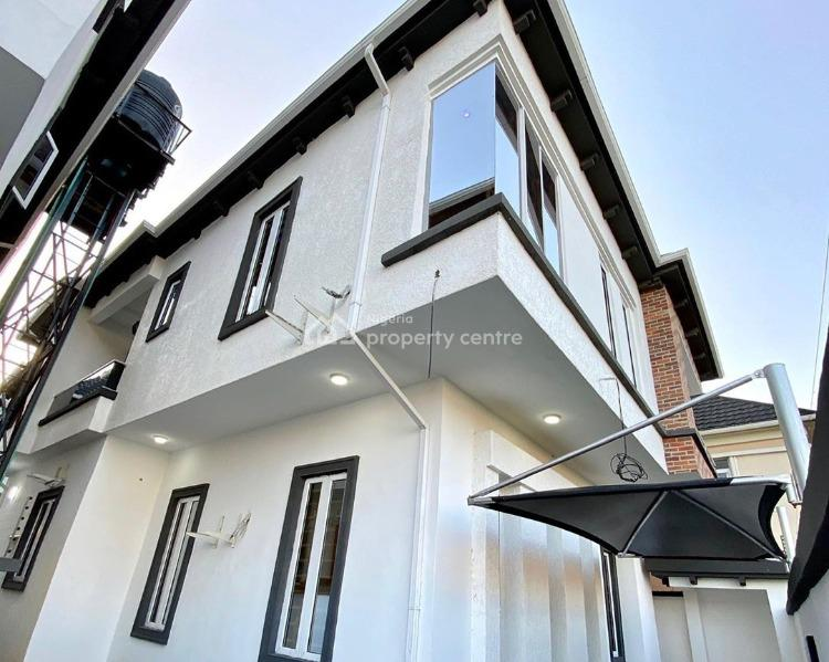 Beautiful New Property, Chevron, Lekki Expressway, Lekki, Lagos, Detached Duplex for Sale