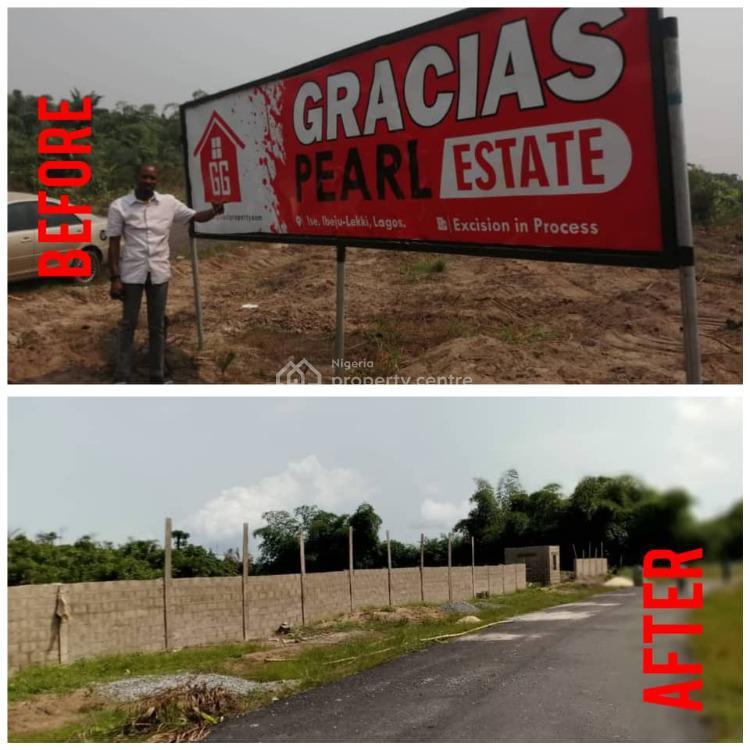 Dry Residential Land, Ibeju Lekki, Lagos, Residential Land for Sale