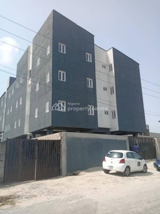 a Beautiful Luxury 2bedroom Apartment with a Room Bq, Osapa, Lekki, Lagos, Flat for Sale