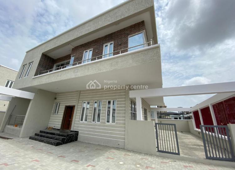 4 Bedroom Tastefully Fully Detached, Lekki, Lagos, Detached Duplex for Sale