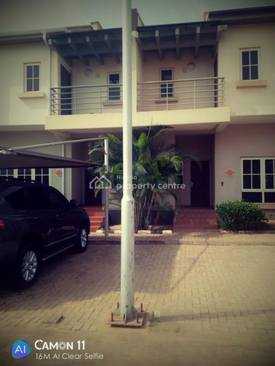 Superb 4 Bedroom Townhouse with Bq in a Lovely Estate, Metro City Estate, Apo, Abuja, Terraced Duplex for Rent