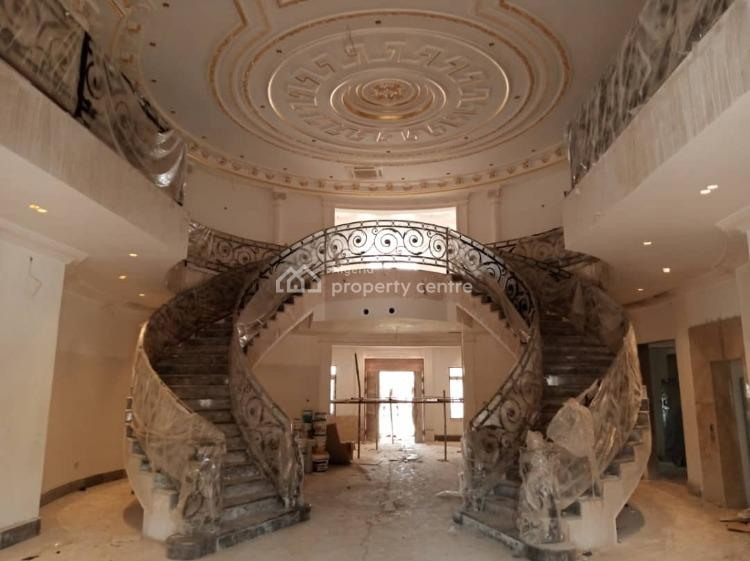 Luxury 11 Bedroom Mansion, Asokoro District, Abuja, Detached Duplex for Sale