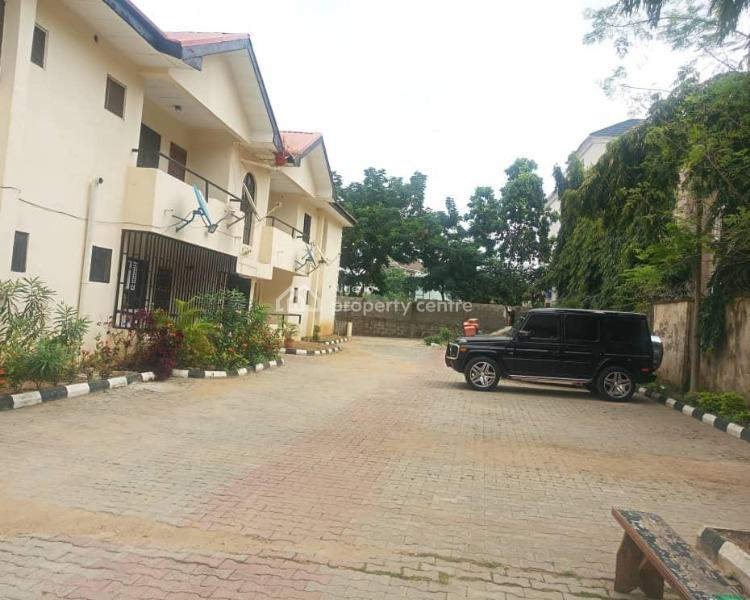 Well Located and Spacious 4units of 3bedroom, Utako, Abuja, Block of Flats for Sale