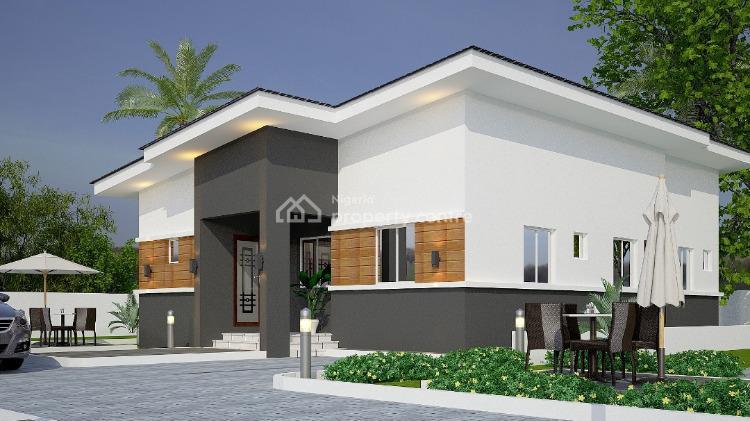 3bedroom Bungalow with Bq. C of O, Abijo Gra, Ajah, Lagos, Detached Bungalow for Sale