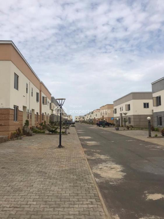4 Bedroom Semidetached Duplex with One Room Bq, Brains and Hammers City, Gwarinpa, Abuja, House for Sale