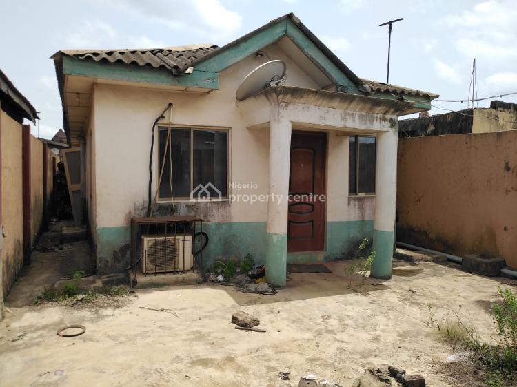 Bungalow Consist of Three Bedroom Flat and a Mini Fflat, Isuti Road Egan., Igando, Ikotun, Lagos, Detached Duplex for Sale