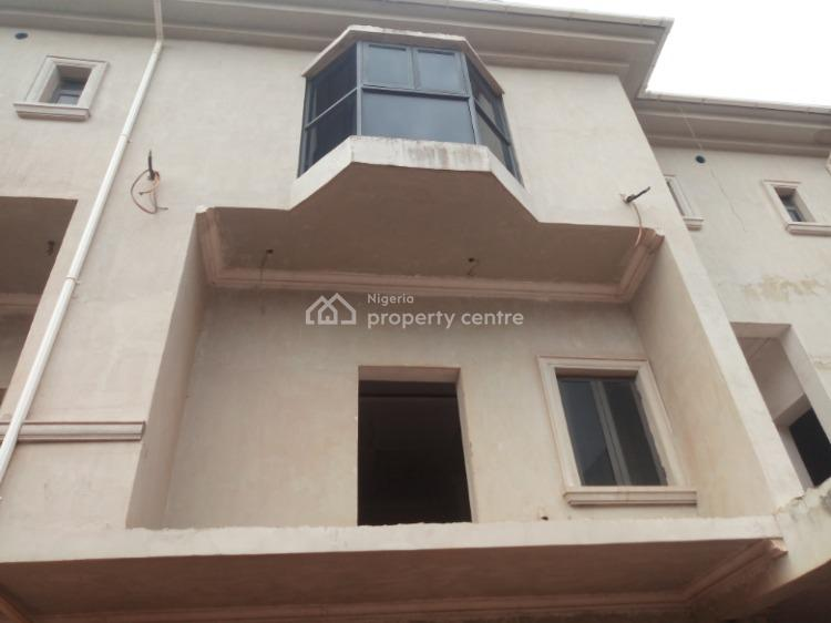80% Completed: 6 Bedroom Fully Detached Duplex, Guzape District, Abuja, Detached Duplex for Sale