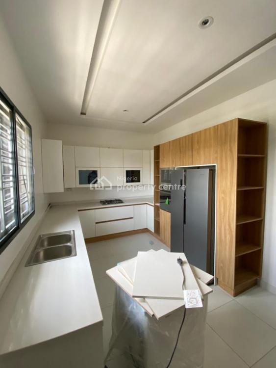 Brand New Fully Serviced 4 Bed Terrace  Duplex with a Bq, Gated Estate, Ikate Elegushi, Lekki, Lagos, Terraced Duplex for Sale