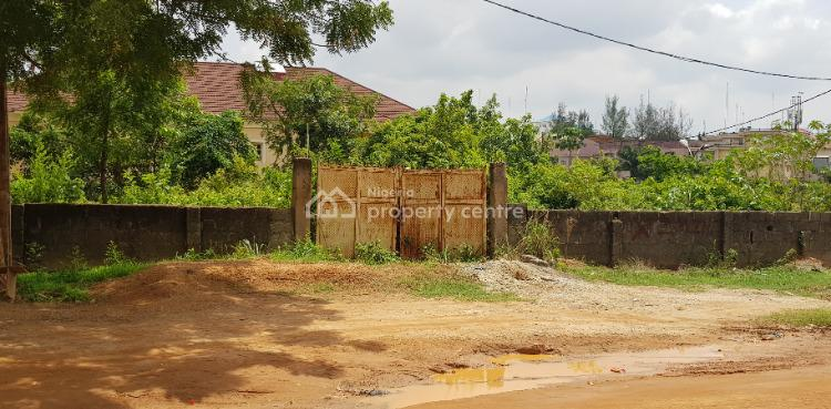 920sqm Fenced Land with C of O, Opposite Area3 Catholic Church, Area 3, Garki, Abuja, Residential Land for Sale